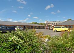 Omahu Motor Lodge - Hastings - Rakennus