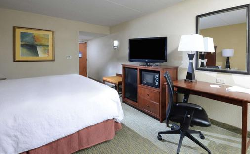 Hampton Inn Raleigh-Airport - Morrisville - Bedroom