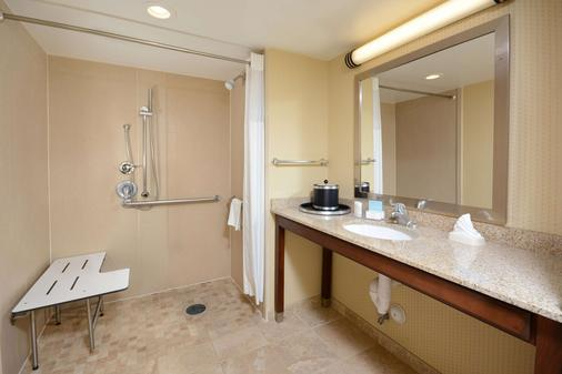 Hampton Inn Raleigh-Airport - Morrisville - Bathroom