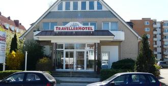 Traveller Hotel Lübeck - Любек - Здание