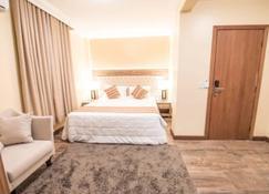 Hotel Alles Blau - Pelotas - Bedroom