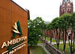 Amberton Green Apartments - Palanga - Badkamer