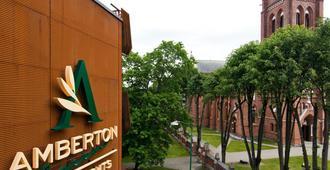 安伯頓綠色公寓式酒店 - 帕藍加 - 帕蘭加