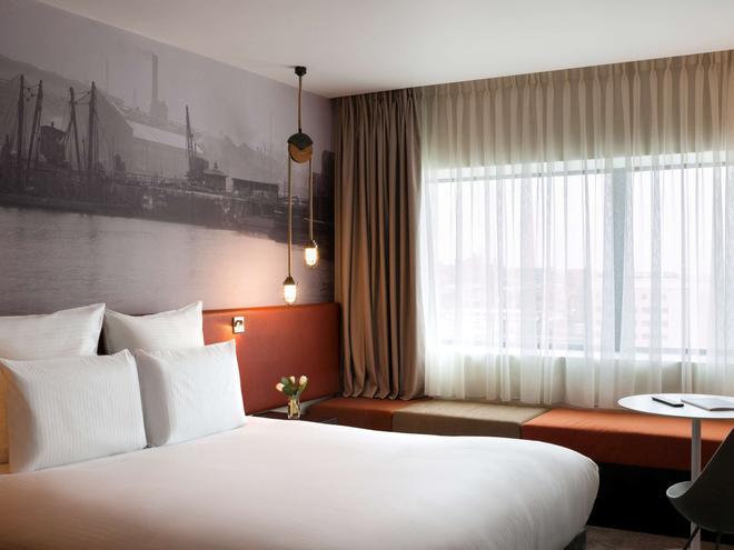 普爾曼酒店 - 利物浦 - 臥室