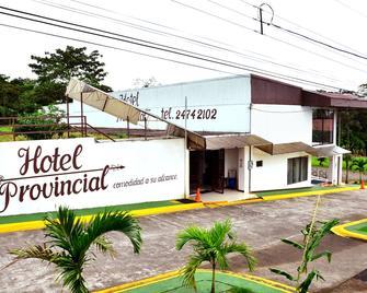 Hotel Provincial - Aguas Zarcas - Edificio