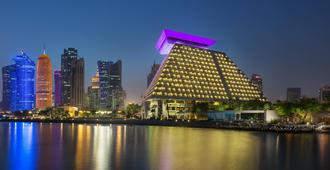 Sheraton Grand Doha Resort & Convention Hotel - Doha - Byggnad