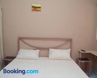 Appart Hôtel La Perle - Saint Louis (Senegal) - Slaapkamer