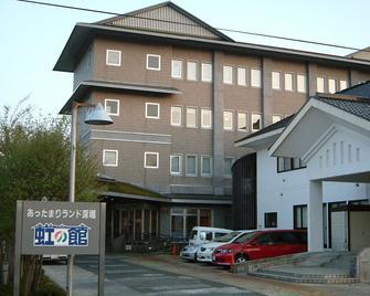 Attamari Land Fukabori - Obanazawa - Building