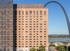 Hyatt Regency St Louis At The Arch - St. Louis - Κτίριο