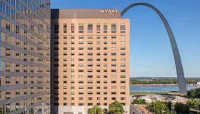 Hyatt Regency St Louis At The Arch - San Luis - Edificio