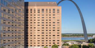 Hyatt Regency St Louis At The Arch - St. Louis - Building