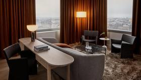 Original Sokos Hotel Tripla - Helsinki - Sala de estar
