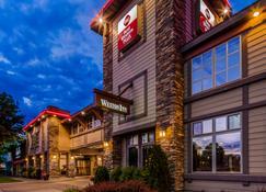 Best Western Plus Weston Inn - Logan - Edificio