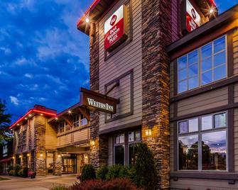 Best Western Plus Weston Inn - Logan - Edifício