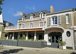 Hôtel de la Houle - Saint-Briac-sur-Mer - Bâtiment