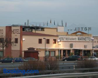 Hotel Marinetto - Chauchina - Building