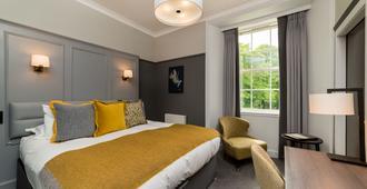 The Marmalade Hotel - Portree - Bedroom