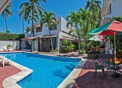 Hotel La Pergola Manzanillo - Manzanillo - Pool