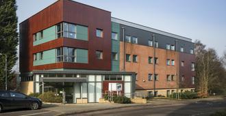 Bonington Student Village (Campus Accommodation) - Nottingham - Edificio