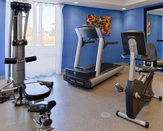 Holiday Inn Express Hotel & Suites Terre Haute - Terre Haute - Sportcentrum