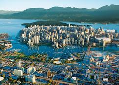 Atrium Inn Vancouver - Vancouver - Outdoors view