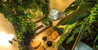 Casa Fanning Apart Hotel - Lima - Vista externa