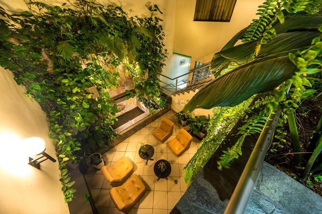 Casa Fannings Apartments - Lima - Vista del exterior