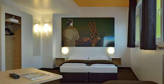 B&B Hotel Duisburg - Duisburg - Schlafzimmer