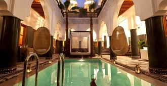 Hotel & spa Riad El Walaa - Marrakesh - Piscina