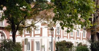 Best Western Hotel de la Bourse - Mulhouse - Edificio