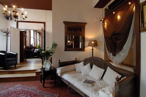 Best Western Hotel de la Bourse - Mulhouse - Phòng khách