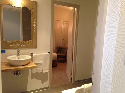 Best Western Hotel de la Bourse - Mulhouse - Phòng tắm