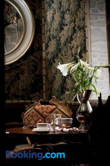 The Witchery by The Castle - Edinburgh - Dining room