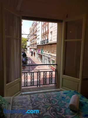 Pensión Sotelo - Logroño - Balcony