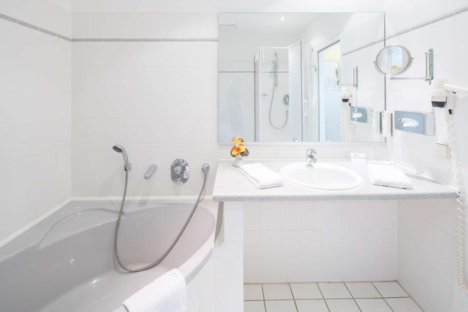 Best Western Hotel Geheimer Rat - Magdeburg - Kylpyhuone