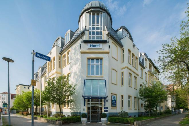 Best Western Hotel Geheimer Rat - Magdeburg - Rakennus