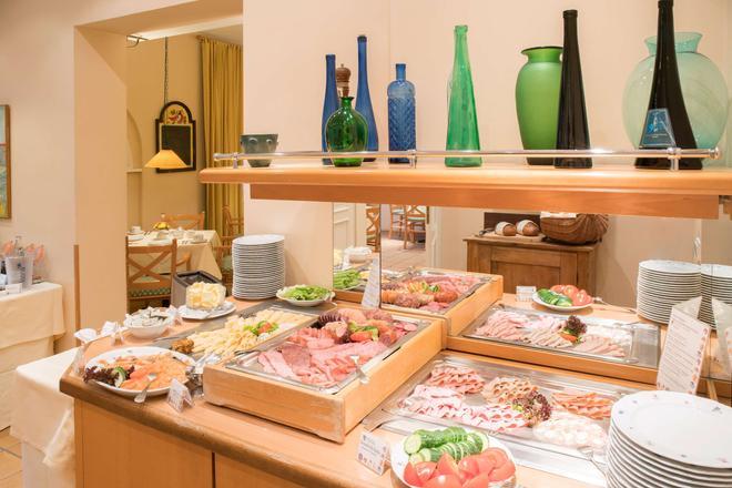 Best Western Hotel Geheimer Rat - Magdeburg - Buffet