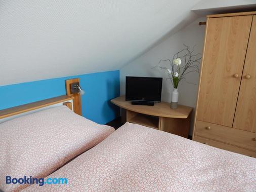 Pension am Burgwall - Wismar - Bedroom