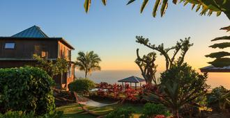Holualoa Inn - Kailua-Kona - Vista del exterior