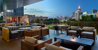 Omni Atlanta Hotel at CNN Center - אטלנטה - מסעדה