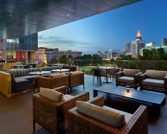 Omni Atlanta Hotel at CNN Center - Atlanta - Restoran