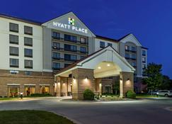 Hyatt Place Kansas City/Overland Park/Convention Center - Overland Park - Bangunan