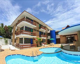 Hotel Rio Mar - Barra de São Miguel - Bazén