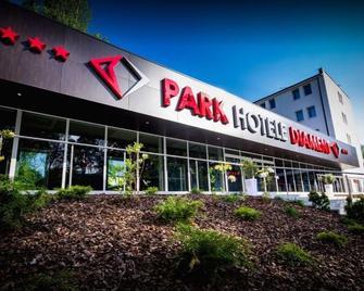 Park Hotel Diament Zabrze - Gliwice - Zabrze - Edificio