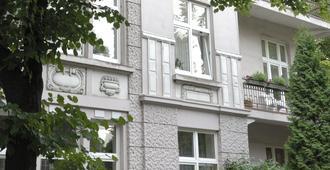 Hotel Mare - Hamburgo - Vista del exterior
