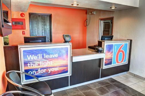 新奧爾良斯萊德爾 6 號汽車旅館 - 斯萊代爾 - Slidell - 櫃檯