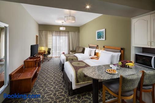 薩伏依公園公寓酒店 - 杜拜 - 杜拜 - 臥室