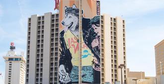 Plaza Hotel and Casino - Las Vegas - לאס וגאס - בניין