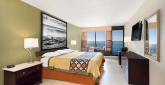 Super 8 by Wyndham Virginia Beach Oceanfront - Virginia Beach - Quarto