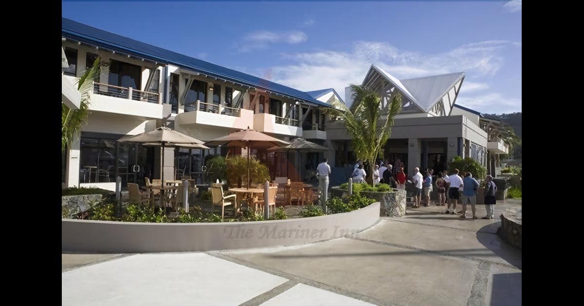 The Mariner Inn Hotel 269 3 4 1